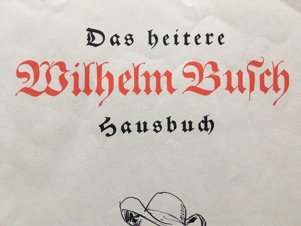 © Wilhem Busch Bertelsmann - Lefering