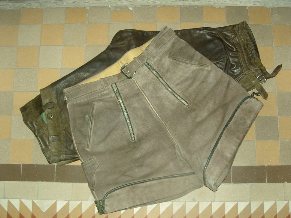 Lederhosen German shorts
